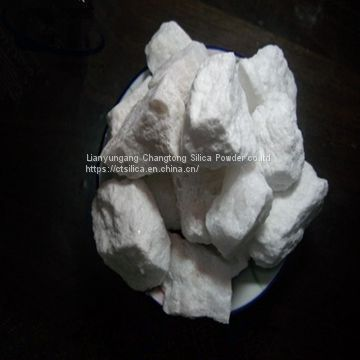 Purity 99.9% White powder Enamel casting powder material cristobalite Supply around the world