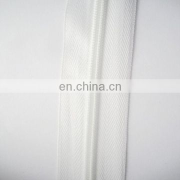 Wholesale nylon zipper for bag in yiwu