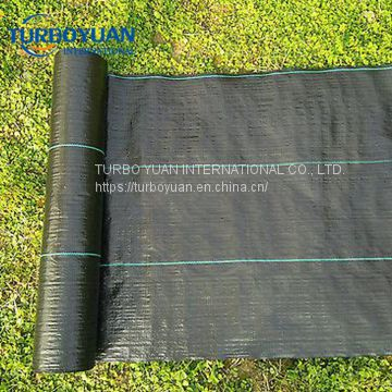 black plastic weed proof mesh mulching fabric weed mats for greenhouse