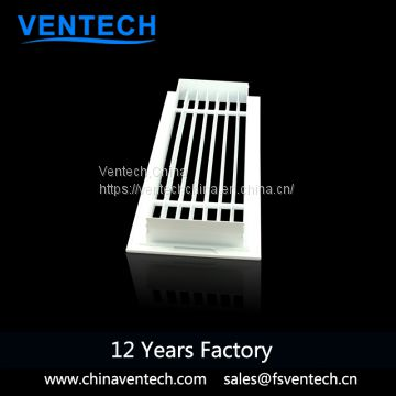 HVAC aluminum return linear bar air grille