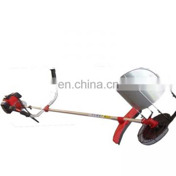 Gasoline crop straw cutting machine
