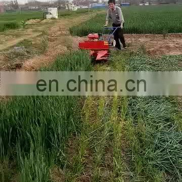 Rice harvest machine Rice reaper binder machine