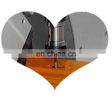 4 Axis CNC Milling Drilling Machining Center For Aluminum profile window and door curtain wall 4
