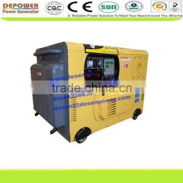 1-phase 10KW 15KVA only 0.3-0.5 cub-meter bulk DG small 1-phase 10KW 15KVA silent diesel generator