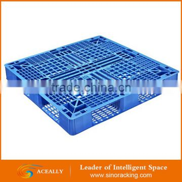 Warehouse 4 Entry Plastic Pallet Second Hand Pallets For Sale Export Used