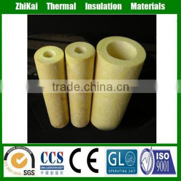 Soundproof glass wool insulation for steam pipe of Glass