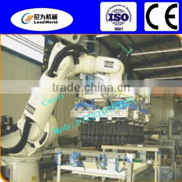 factory price and professional automatic palletizing machine