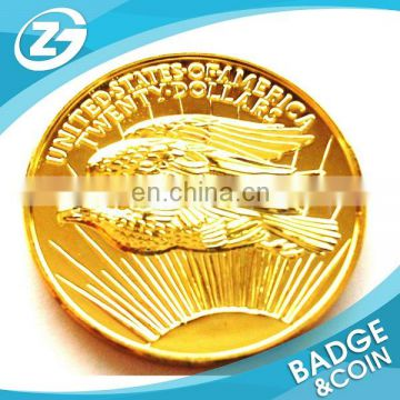 Cheap Custom Made Souvenir Metal Coin for Promotion