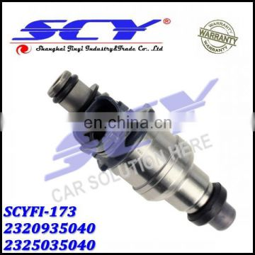 FOR Toyota 4Runner Pickup 89-95 22RE 2.4L 4-hole upgrade fuel injectors set w/video 2320935040