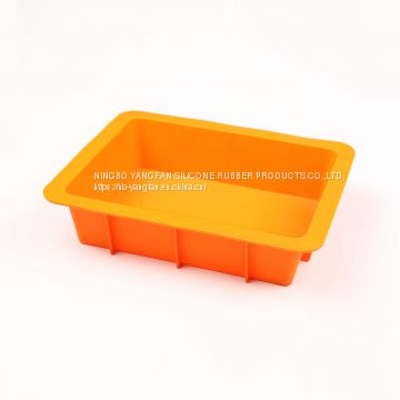 Silicone cakemould