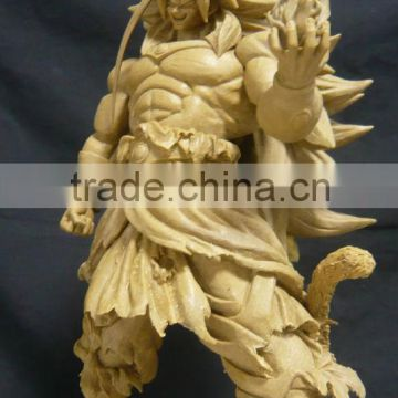 DRAGON BALL anime/movie character resin sculpture