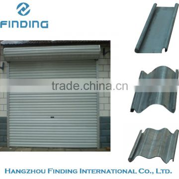 door shutter with high quality low price, rolling shutter designs, roller shutter door