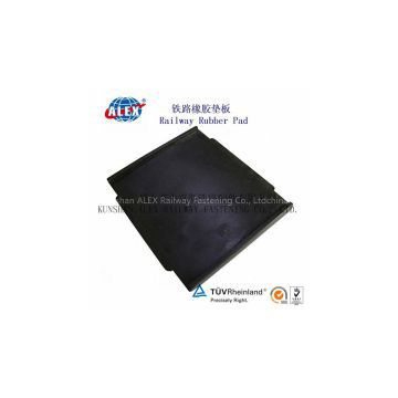 Railway Pad For Track For railway steel, China Railway Accessories Railway Pad For Track, Railroad  Railway Pad For Track