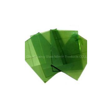 Laminated Float Green Glass