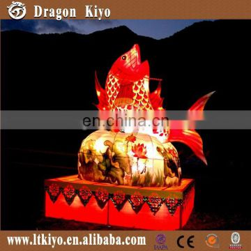2015 Zigong fish latern moon festival decoration
