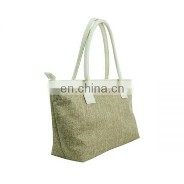 Women Bag Fashion Linen Tote Bag