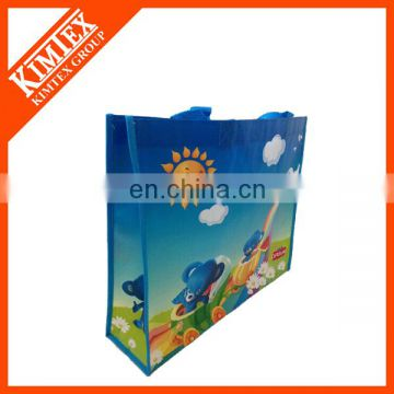 wholesale printing custom non woven laminated bags
