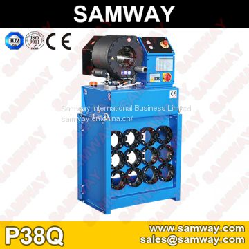 Samway P38Q Hydraulic Hose Crimping Machine