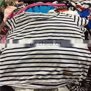 2017 Fashionable used clothing used clothes hot sale to africa countries