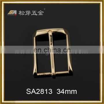 gold plated no color fade high quality bag parts accessories