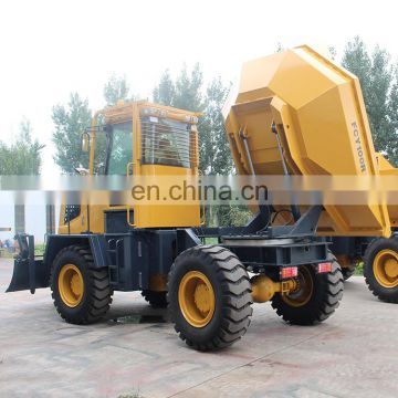best wholesale heavy equipment FCY100 Loading capacity 10 tons tipper dumper with cheapest price