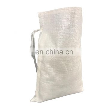 Wholesale 20kg 25kg 50kg Polypropylene Construction Sand Bag