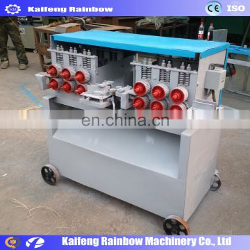 Big Capacity Multifunctional raw material bamboo wooden toothpick making machine line for sale price