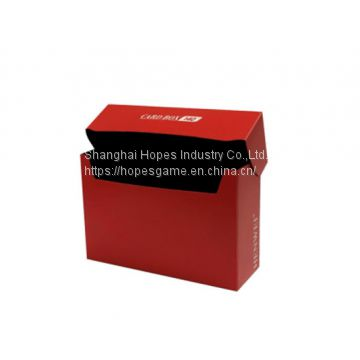 customized PU Cards Box