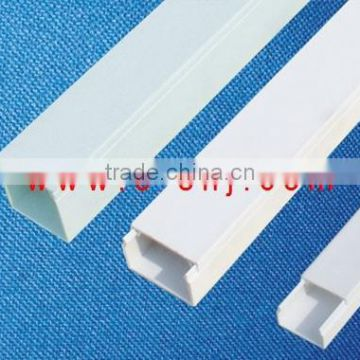 pvc flat trunking duct cable trunking slotted wiring ducts upvc rh detail en china cn Outside Electrical Wiring Sizes Surface Mount Electrical Wiring