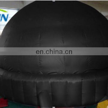 inflatable planetarium igloo for adults/movie inflatable planetarium tent/inflatable planetarium marquee