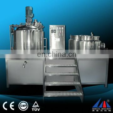 Automatic vacuum lab homogenizer mixer machine