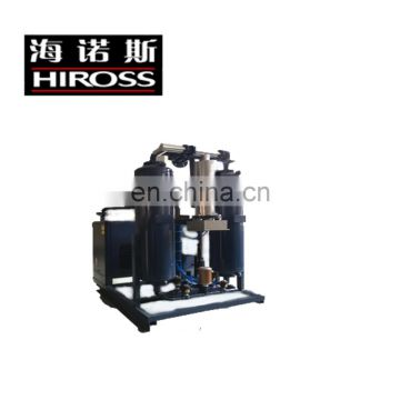 With HIROSS Combination Refrigerated Compressed Air Dryers