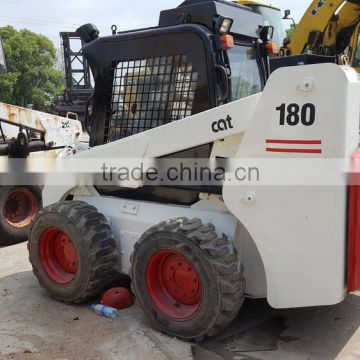 Japan made Bobcat skid loader S130 S150 S180 of front loader