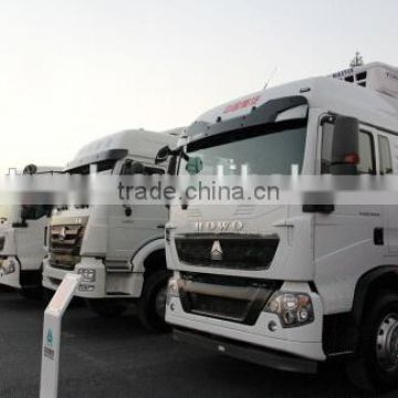 sinotruk 2015 Refrigerator truck for food transportation