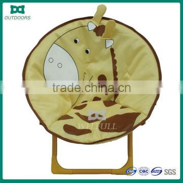 Good selling small round folding chair