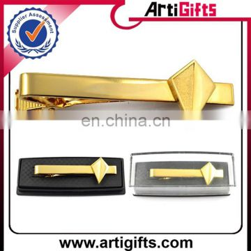 cufflink and tie clip