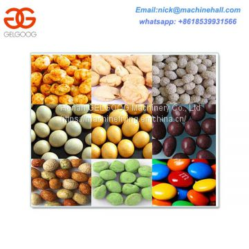 NutsCoating Machine for Sale/Pranut Coating Equipment/High Efficiency Coating Machineprice