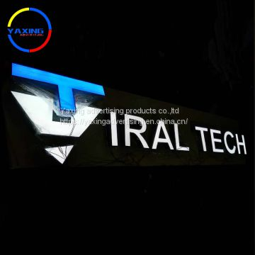 Same as design Color and advertising Application channel sign led letter