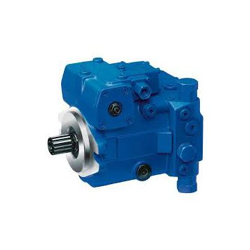 Aaa4vso125drg/30r-vkd75u99eso103 Transporttation Thru-drive Rear Cover Rexroth Aaa4vso125 Hydraulic Power Steering Pump