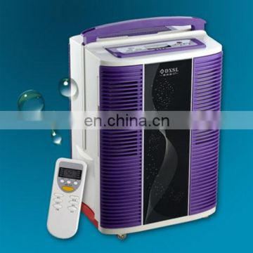 Portable LED display dehumidifier