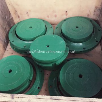 Apply to Metso Barmac B9100SE VSI Crusher Spare Parts Distributor Plate