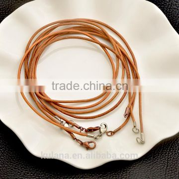 Handmade leather necklace for men most popular necklace 92301