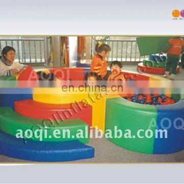 AOQI products eco-friendly premium soft play for amusement park