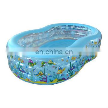 promotional inflatable children garden paddling pool