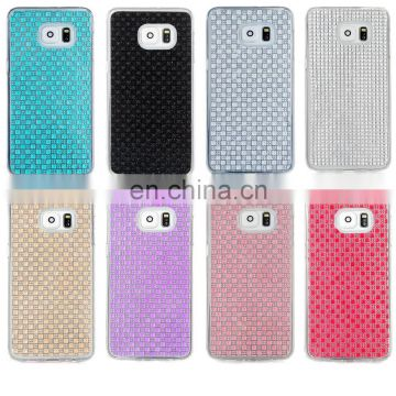 Bling Frosted Diamond soft TPU Case for Samsung Galaxy Note 7