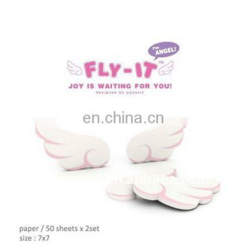 Fly-it lovely sticky notes