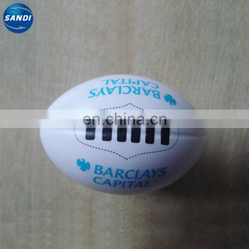 Promotional cheap custom shape stress ball