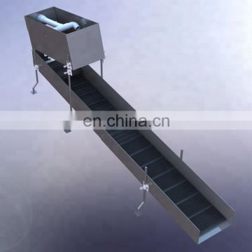 Real mining machinery used sluice box