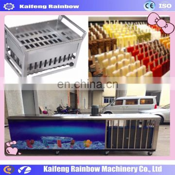 popular ice cream popsicle machine / popsicle stick machine / ice lolly making machine