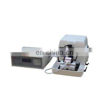 HH-3658III Rotary Microtome  manual rotary type microtome Pathology Lab Equipment